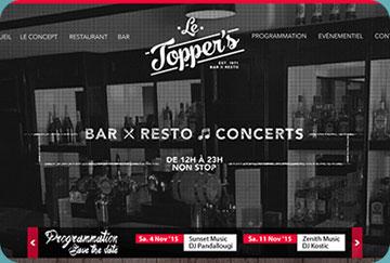 Le Topper's