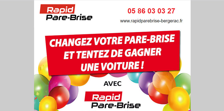Illustration Rapid Pare-Brise